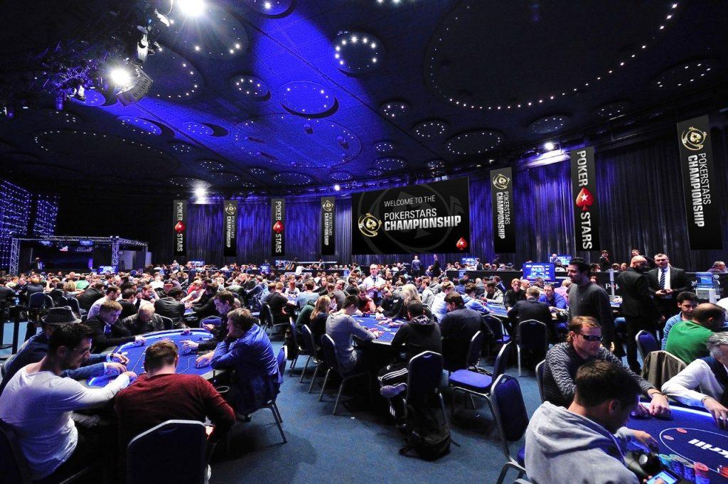 PokerStarsカリビアンアドベンチャーに飛び込む